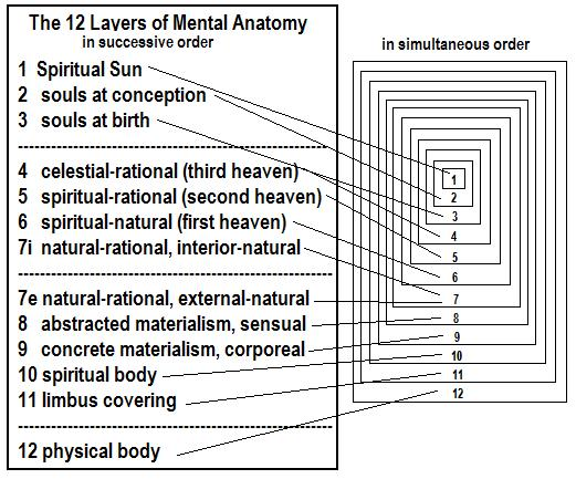 The Organic Mind : Discovering the Mental World of Eternity